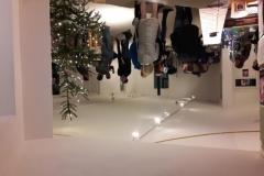 Der schwarze Hooch feier Weihnachten 2018
